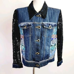 Mishca xl jean jacket